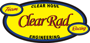 clear rad logo - clear hose engineering